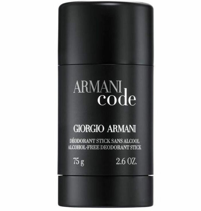 deodorant armani