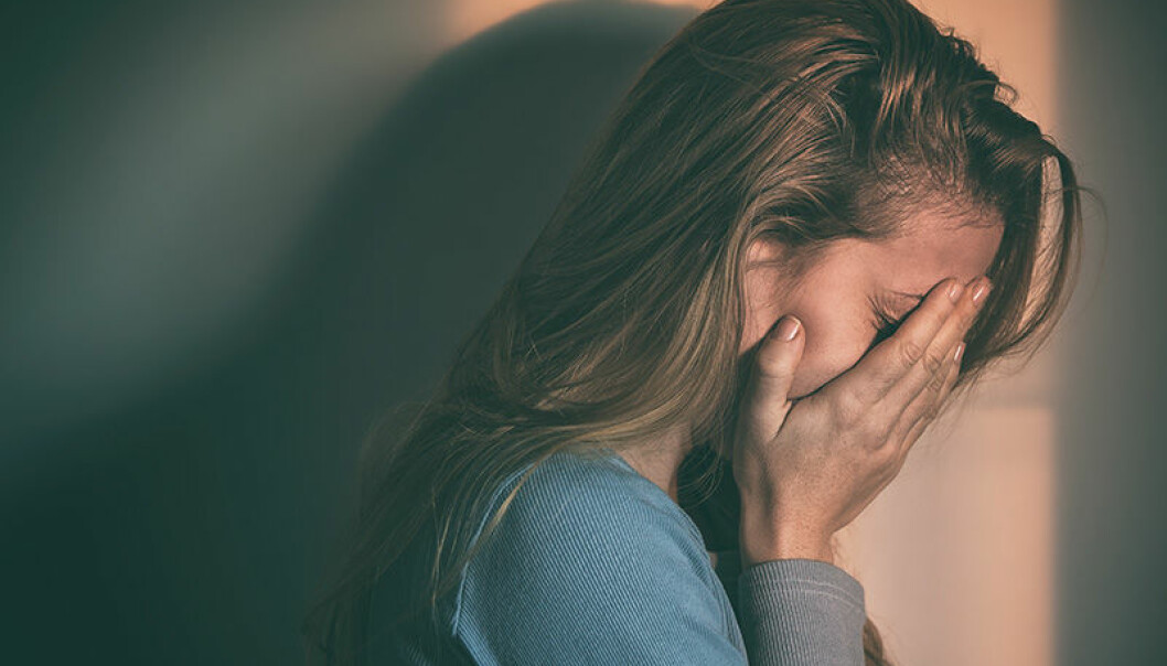 Psykisk ohälsa ökar.