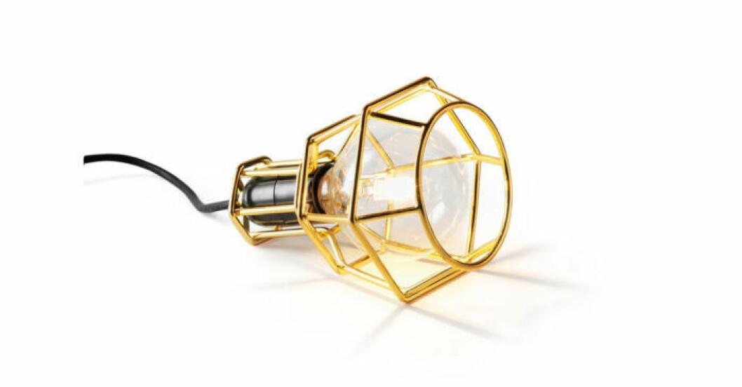 Work lamp – en designklassiker på rea