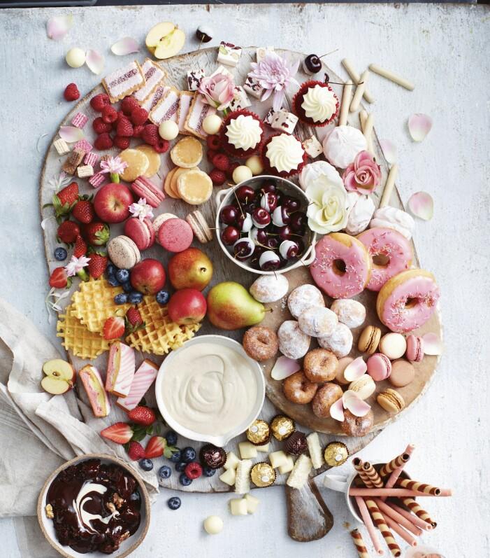 Dessertplanka