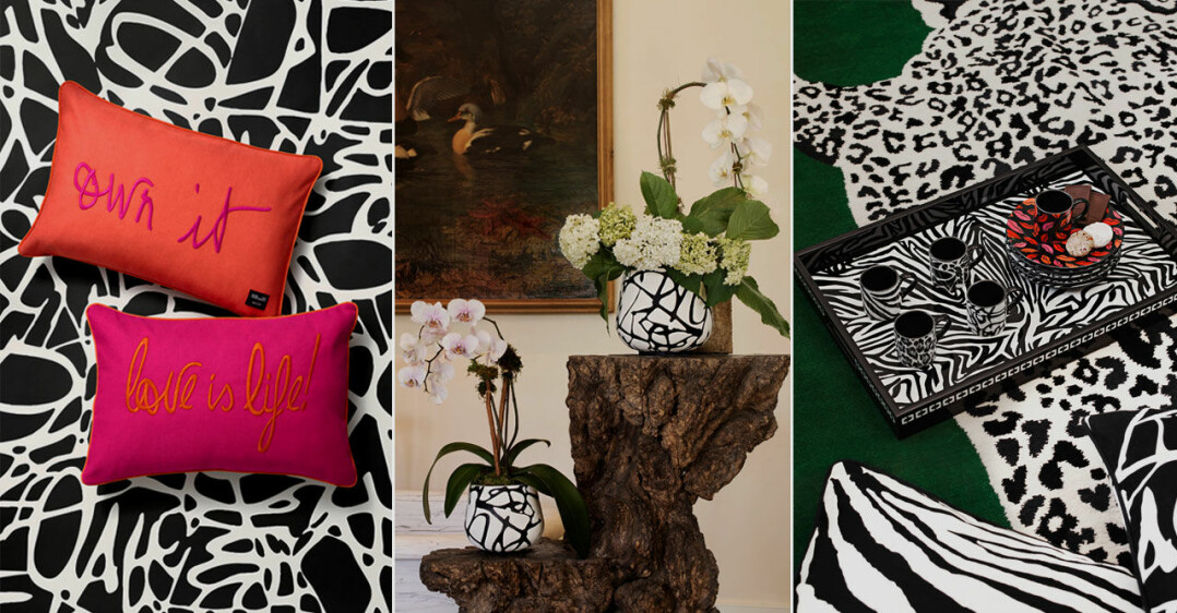 Diane von Furstenberg samarbetar med H&M Home, se Diane von Furstenberg x H&M Home-kollektionen här
