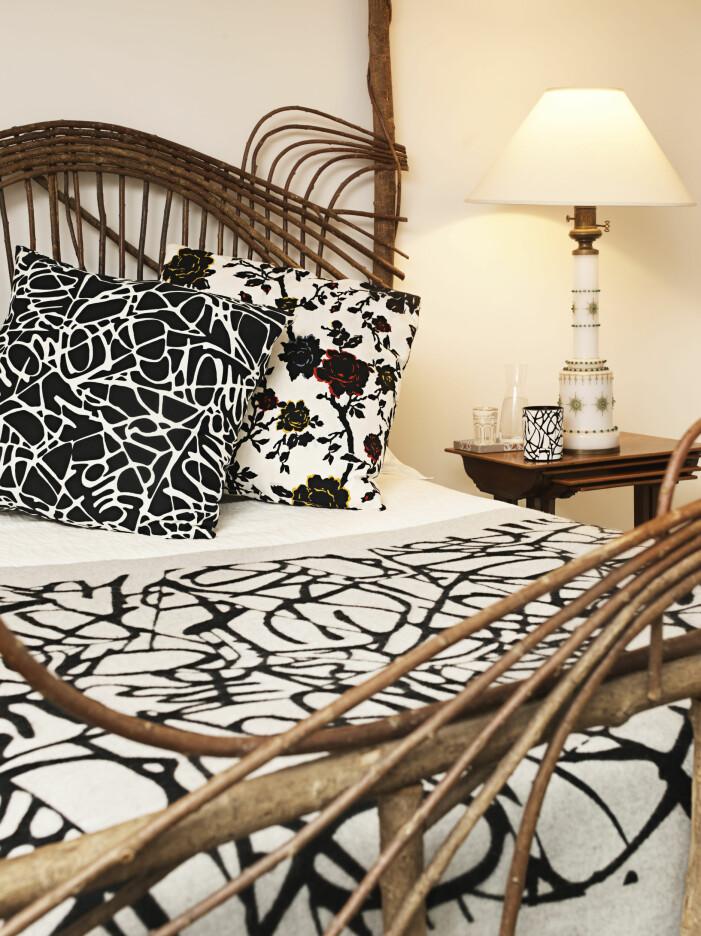 Diane von Furstenberg x H&M Home, kuddar och textilier