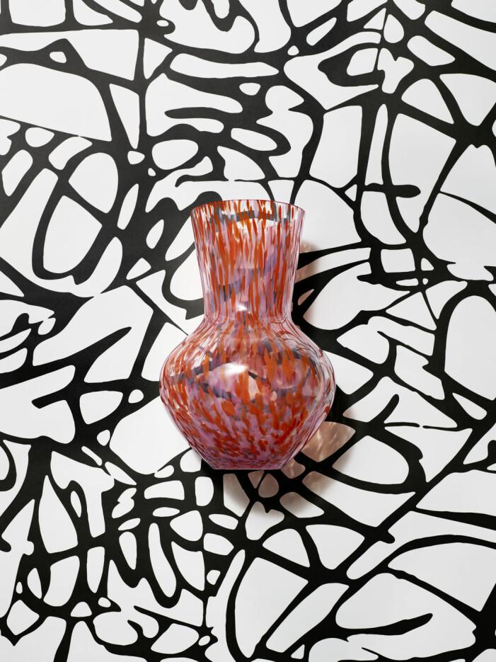Diane von Furstenberg x H&M Home, mönstrad vas