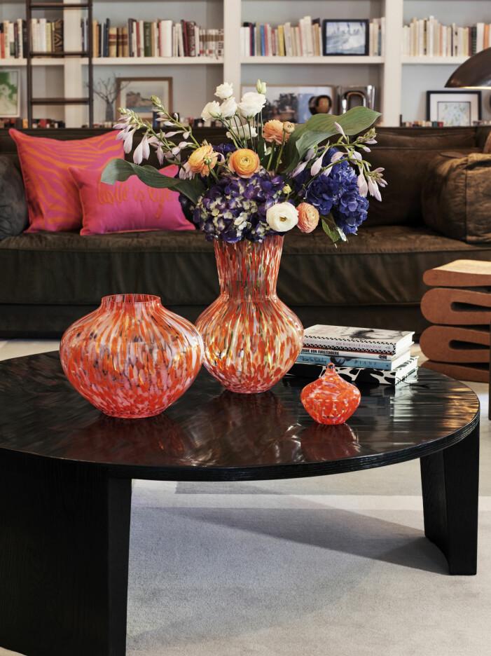Diane von Furstenberg x H&M Home, mönstrade vaser