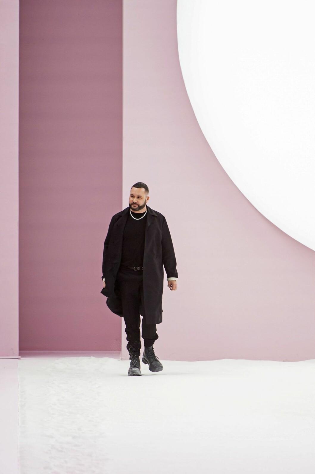 Diors Kim Jones designer för Fendi