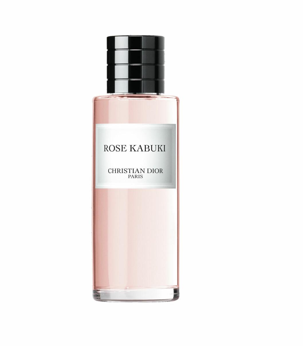 Maison Diors Rose Kabuki.