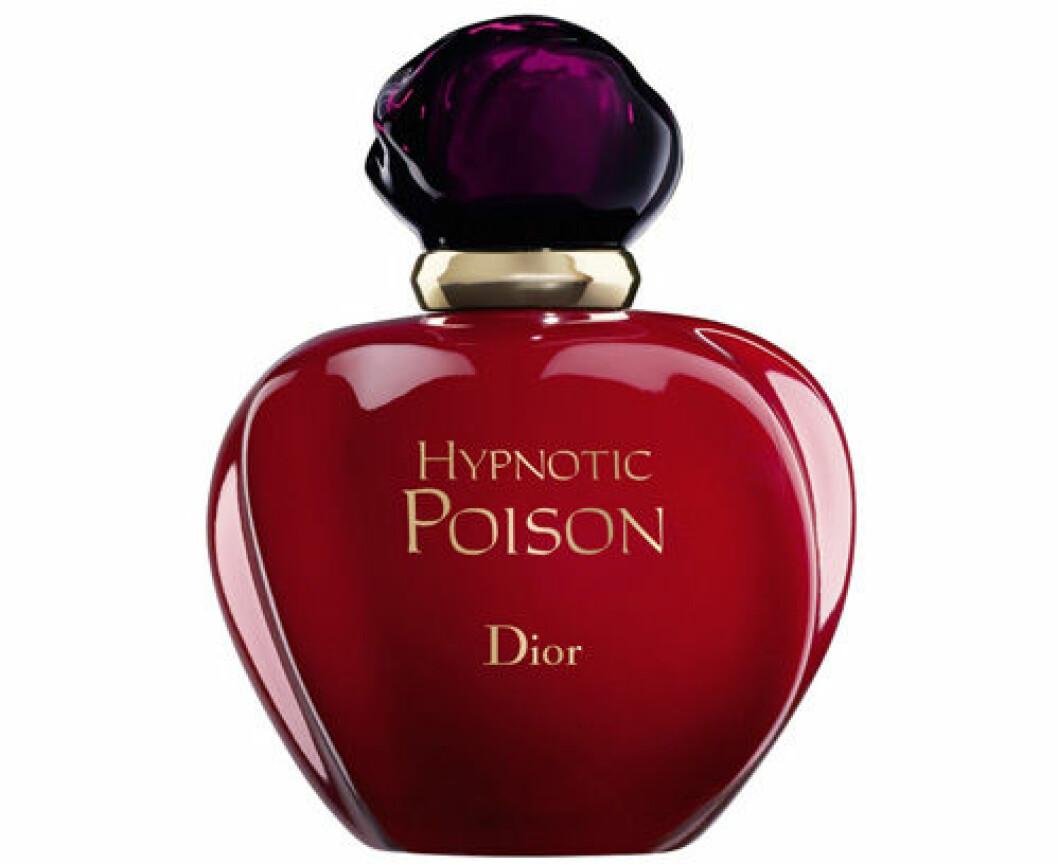 En bild på parfymen Hypnotic Poison EdT från Dior.