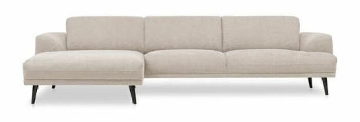 djup soffa med divan