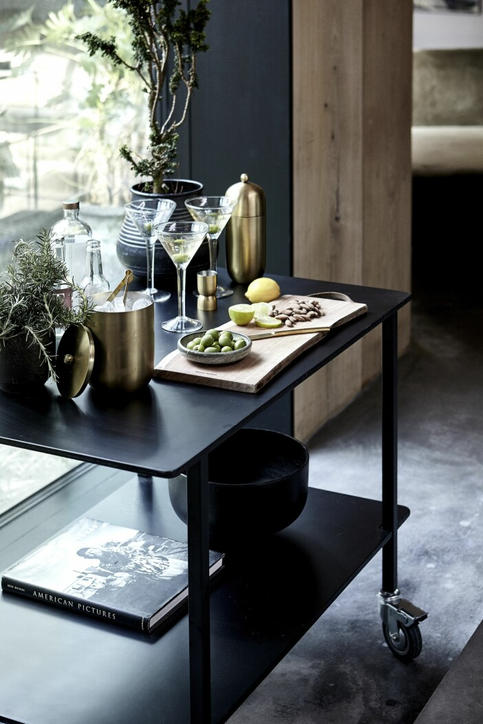 DIY-drinkbord till festen