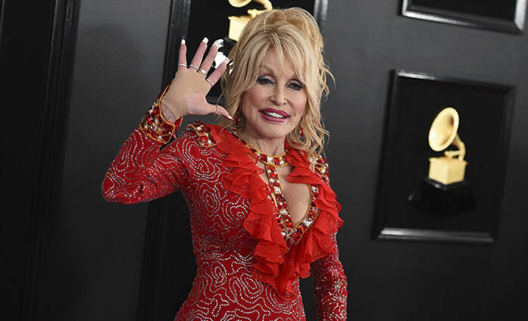 Dolly Parton är en av kändisarna som har endometrios