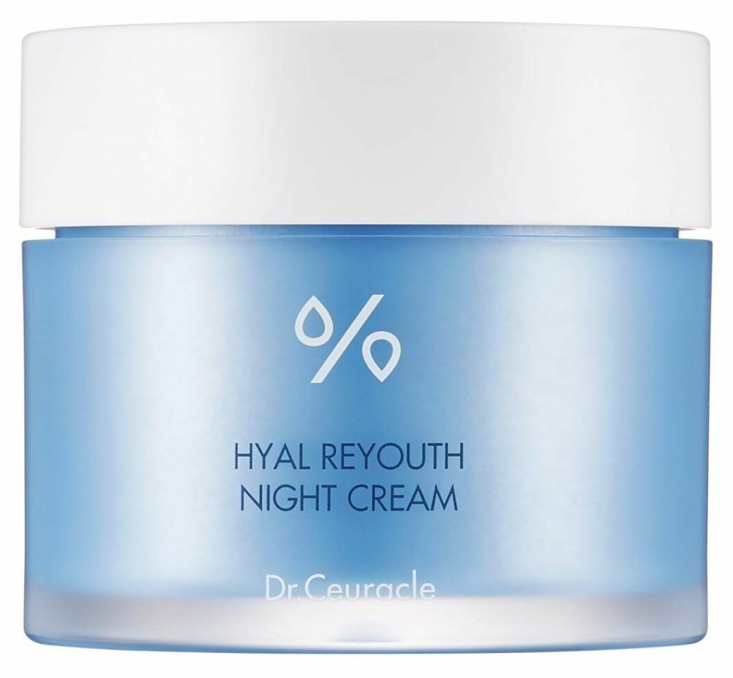 Hyal reyouth night cream, Dr Ceuracle