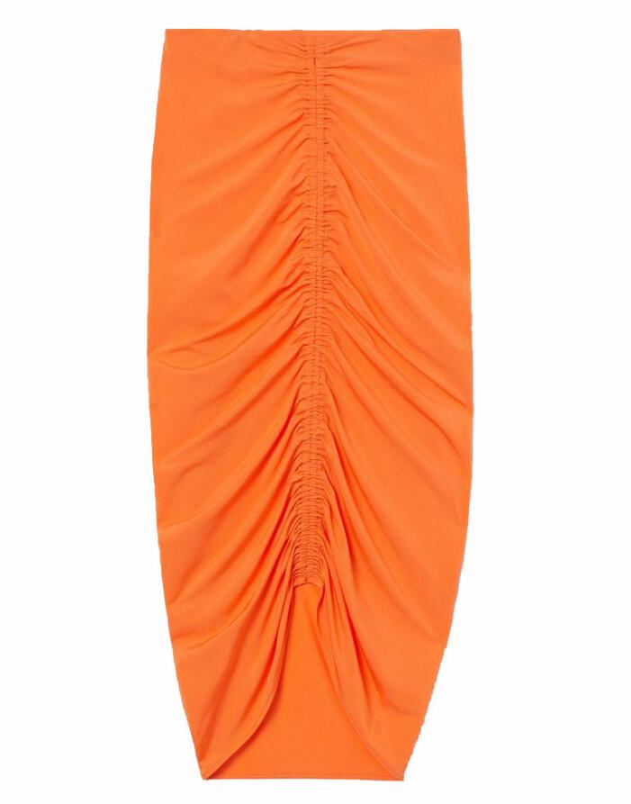 draperad kjol