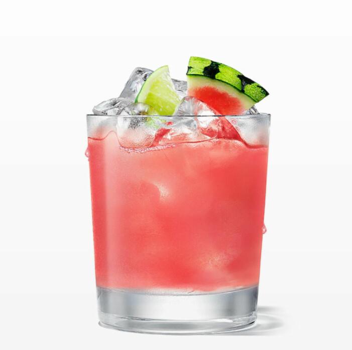Absolut Waterlemon drink
