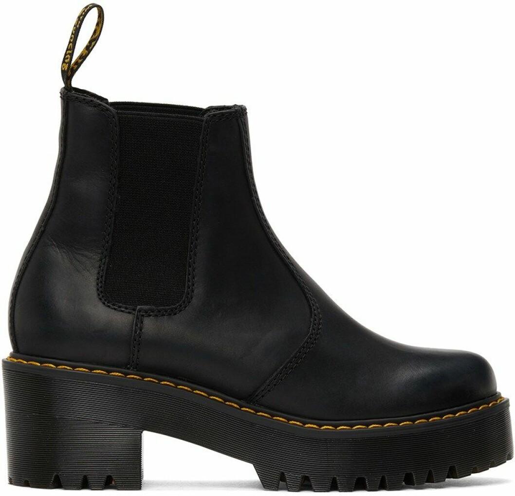 Rejäla chunky boots från Dr Martens