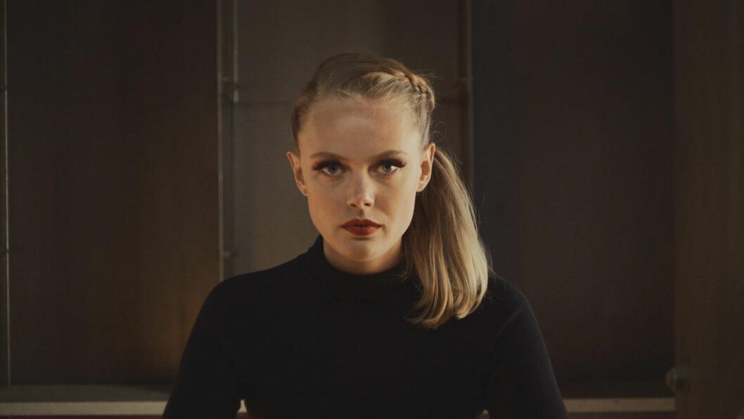 Serien Dröm med Frida Gustavsson