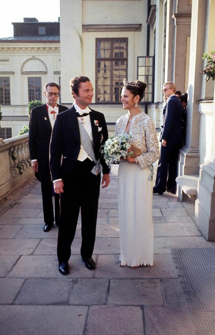 Kungen och Silvia bröllop
