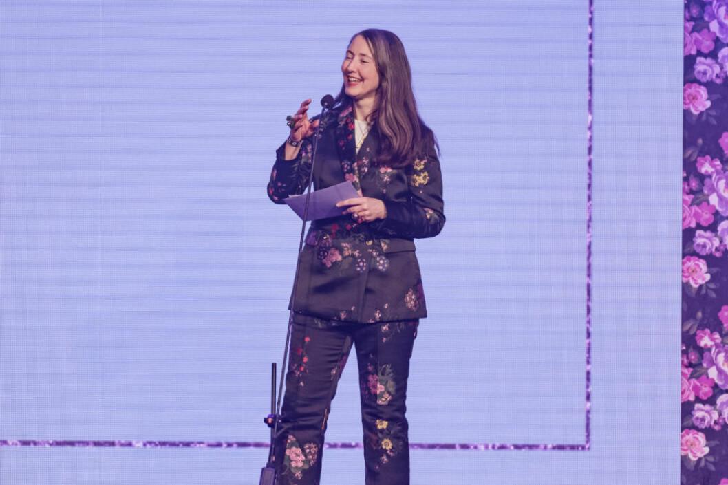 Ann-Sofie Johansson från H&M.