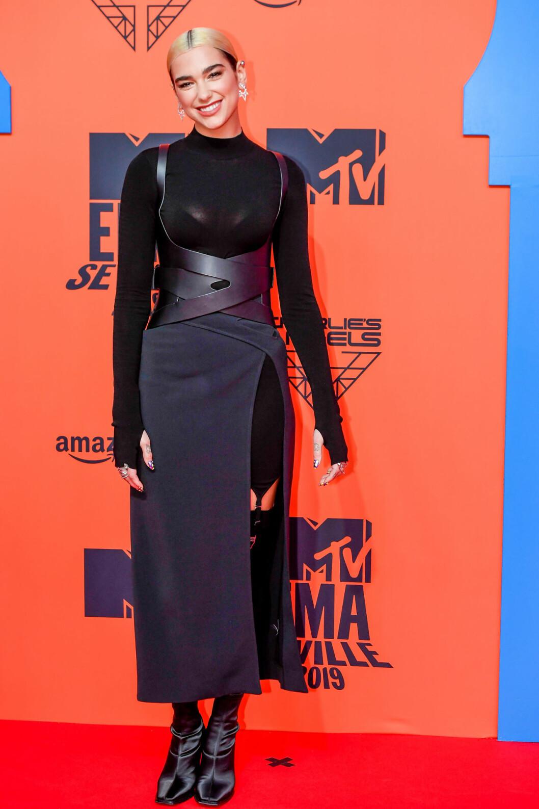 Dua Lipa på MTV EMA 2019 – se alla bilder här!