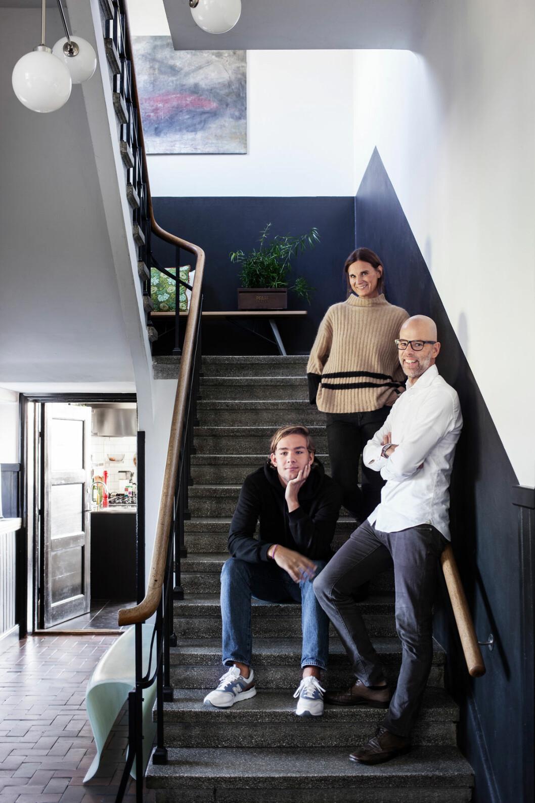 Dunke Design Höganäs familjen