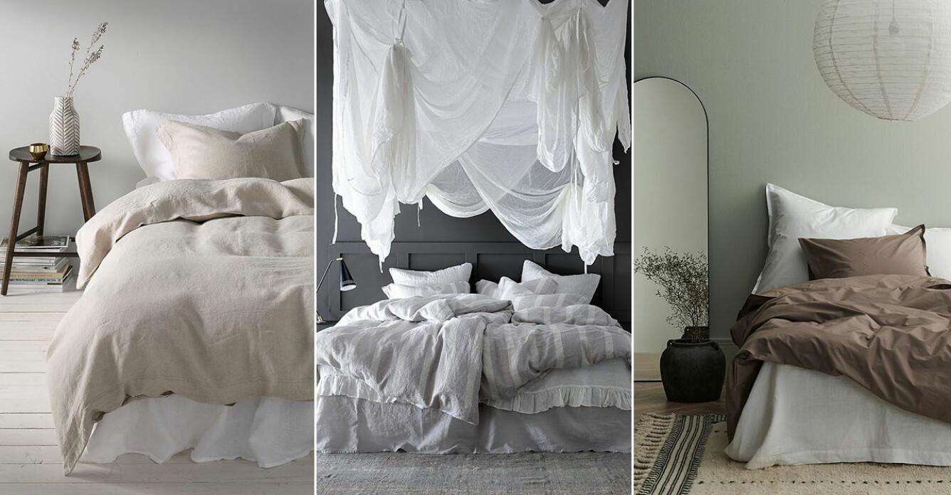 fina sängkappor