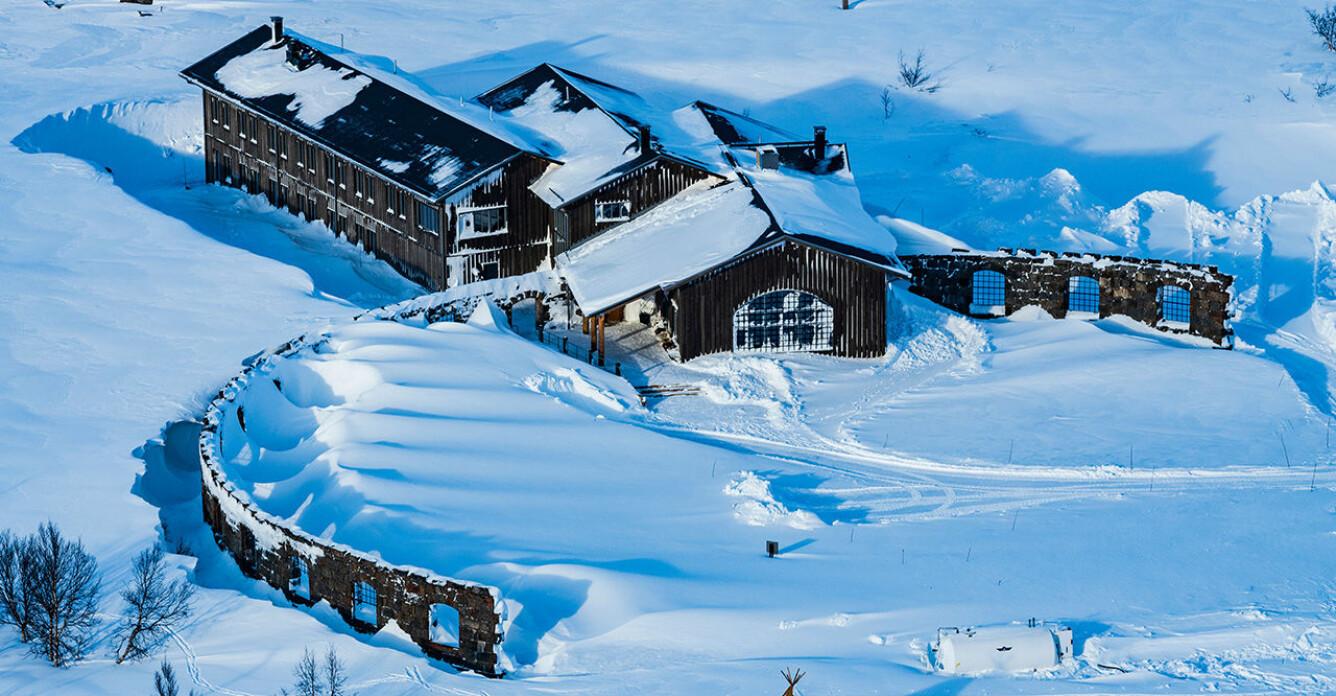 Niehki mountain villa, årets vinnare i EDDA 2021