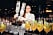 Fruktiga drinkar blandas vid baren festen på ELLE Decoration Swedish Design Awards 2019