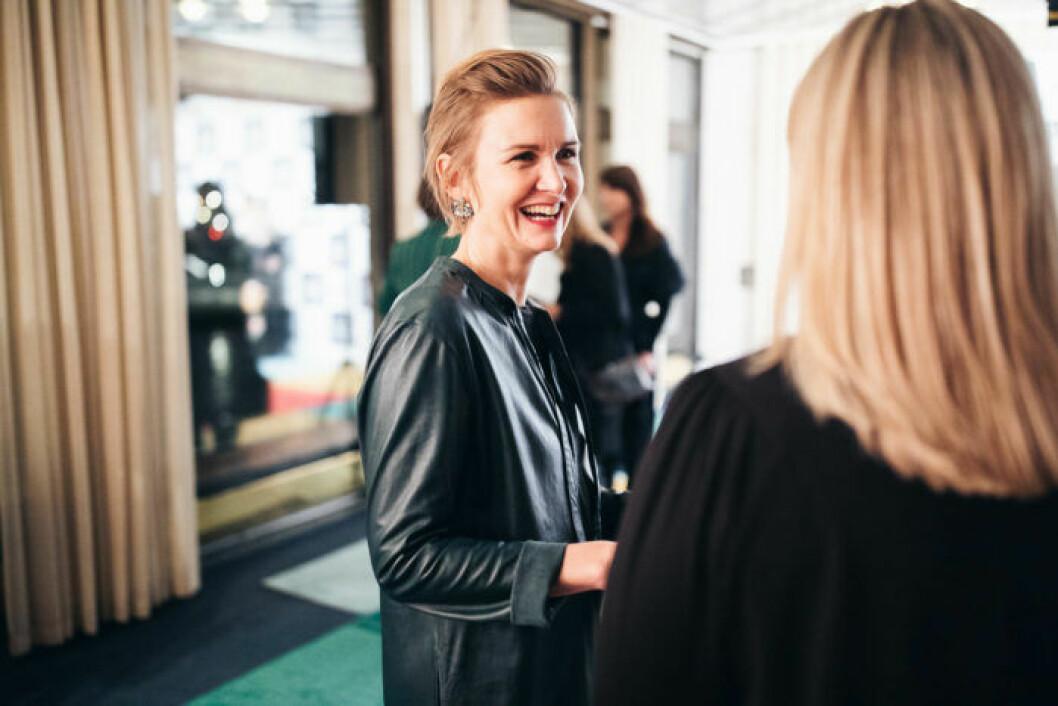 Mingelbilder på festen på ELLE Decoration Swedish Design Awards 2019