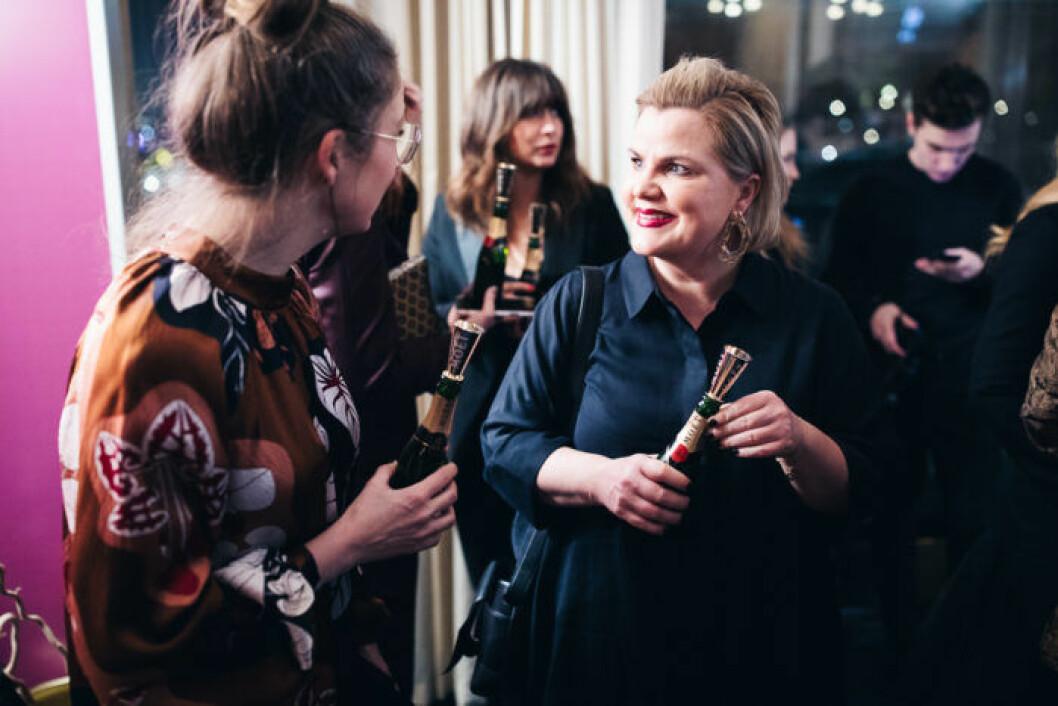Samtal festen på ELLE Decoration Swedish Design Awards 2019