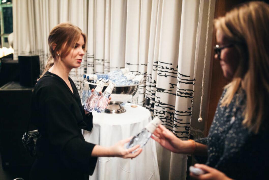Samtal på festen på ELLE Decoration Swedish Design Awards 2019