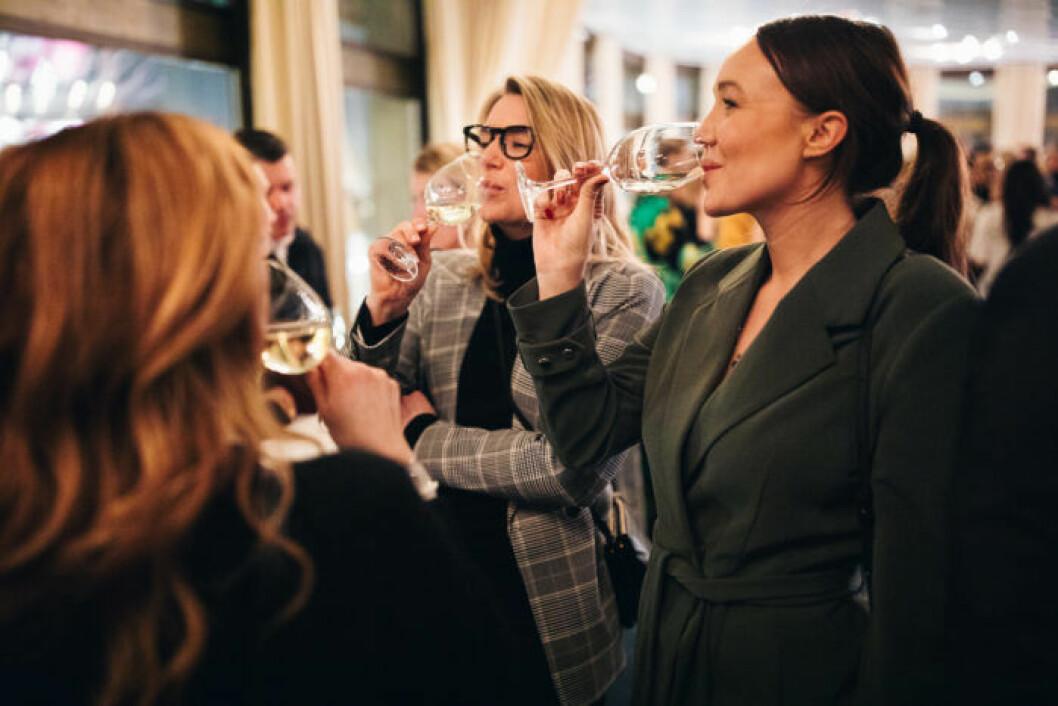 Drinkar dricks festen på ELLE Decoration Swedish Design Awards 2019