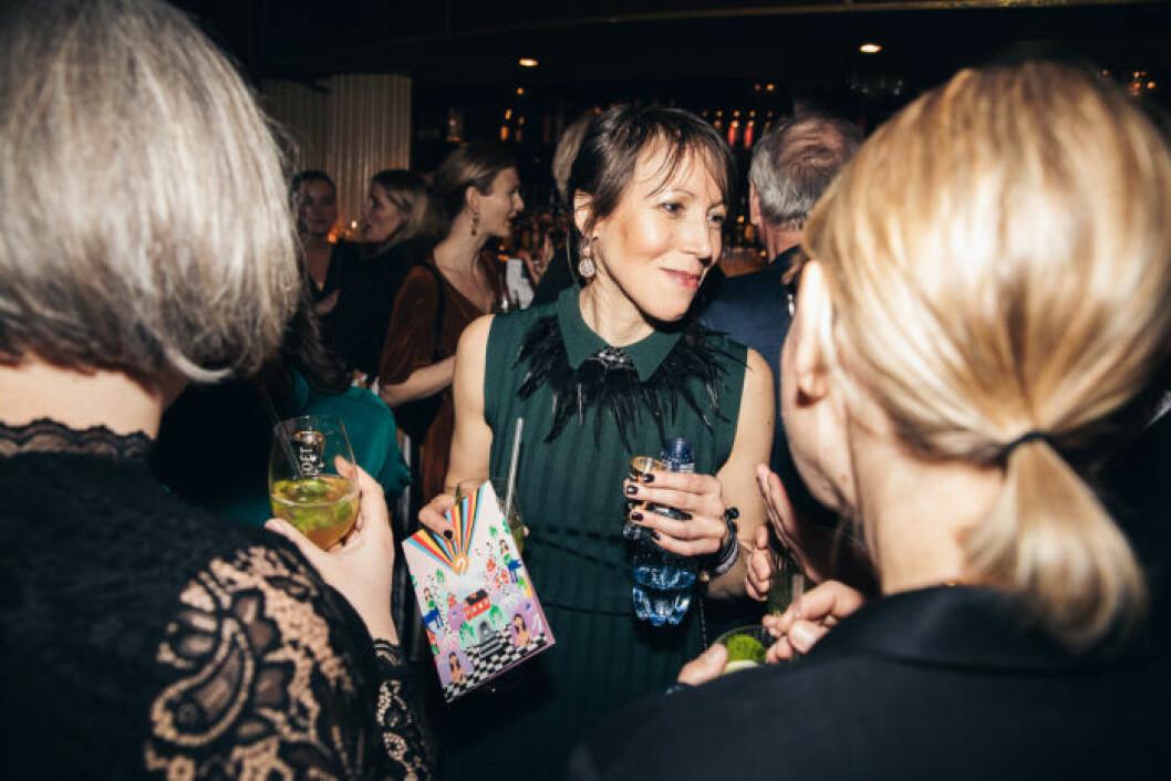 Dans och dryck festen på ELLE Decoration Swedish Design Awards 2019