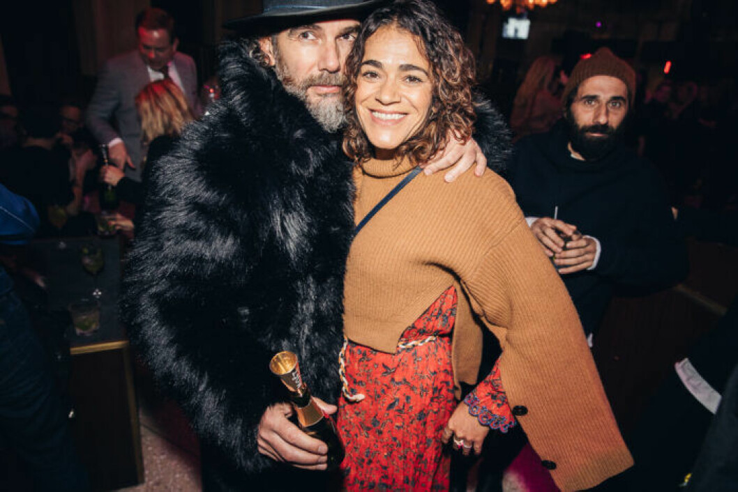 Härligt mingel festen på ELLE Decoration Swedish Design Awards 2019