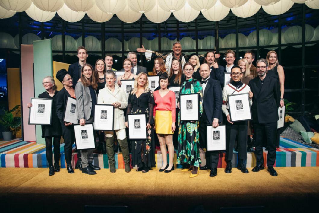 ELLE Decoration Swedish Design Awards 2019