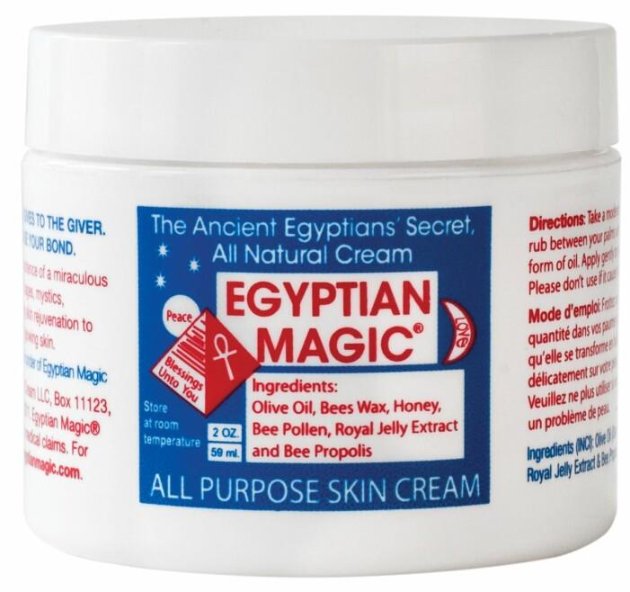 Egyptian magic.