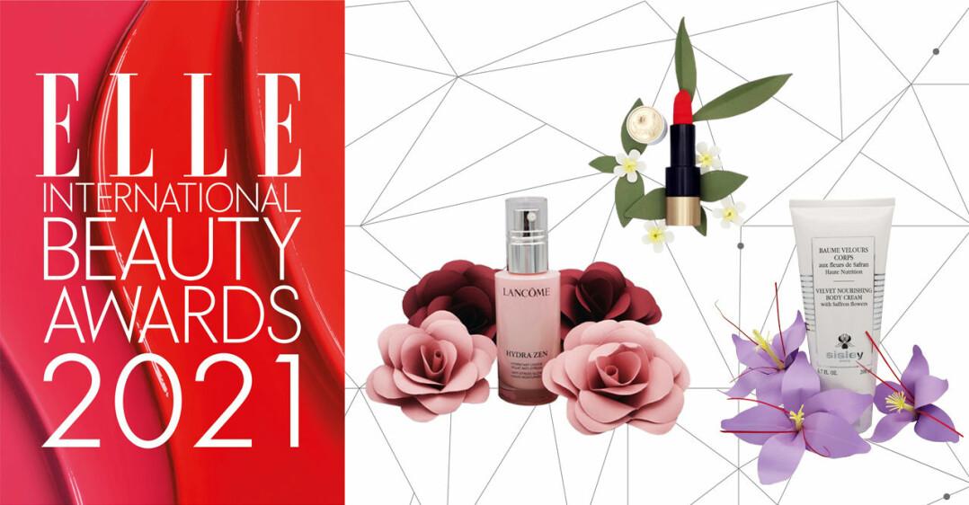 elle beauty awards 2021 vinnare