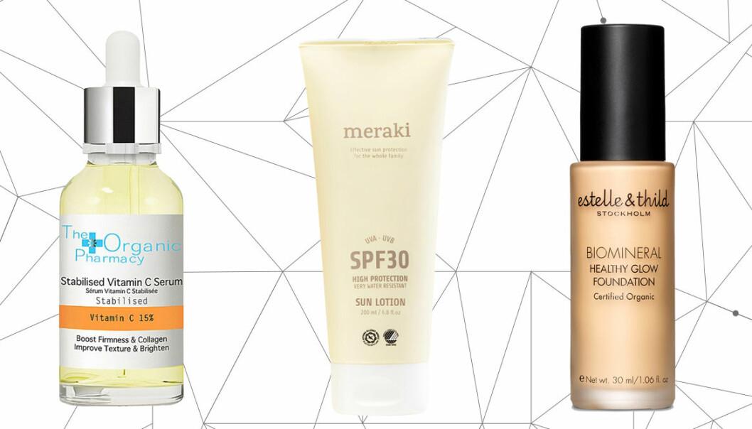 ELLE tipsar om ekologisk hudvård, 12 shoppingtips