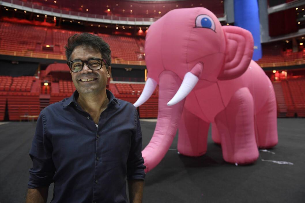 David Batra: Elefanten i Rummet har premiär på Netflix i april 2020