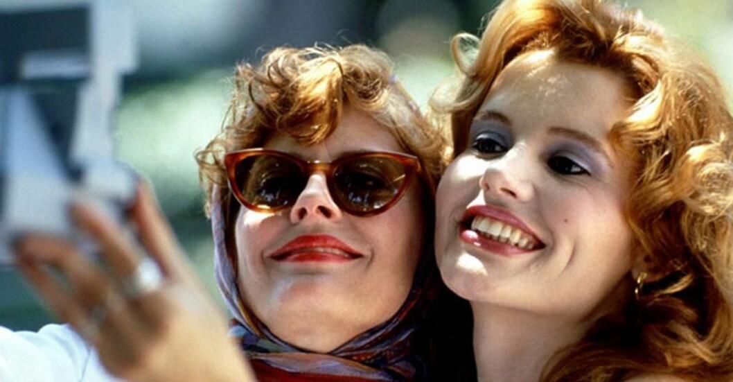 Thelma och Louise är goda vänner