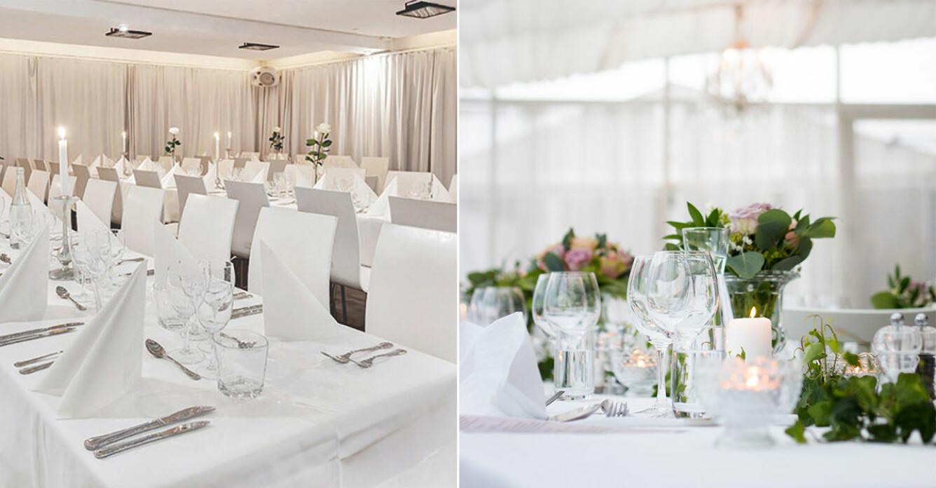 Garant Festvåning passar perfekt till bröllopsfesten.