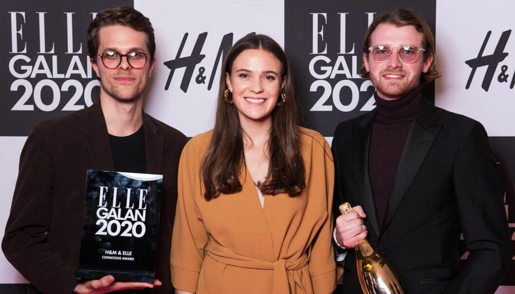 Vividye vann H&M och ELLE Conscious Award!
