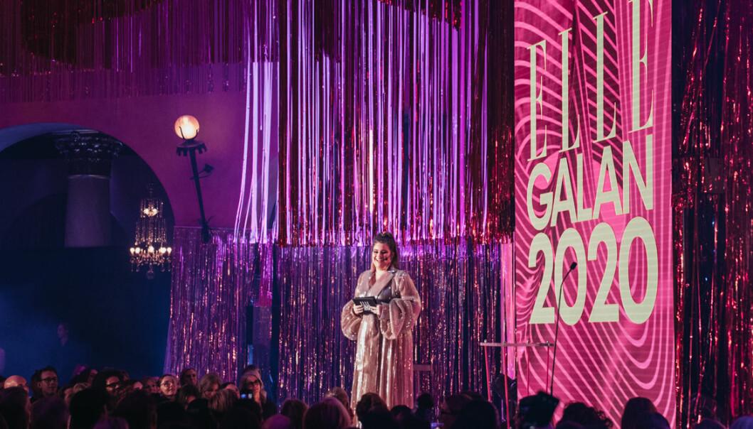 ELLE-galan 2020 – tack till alla sponsorer