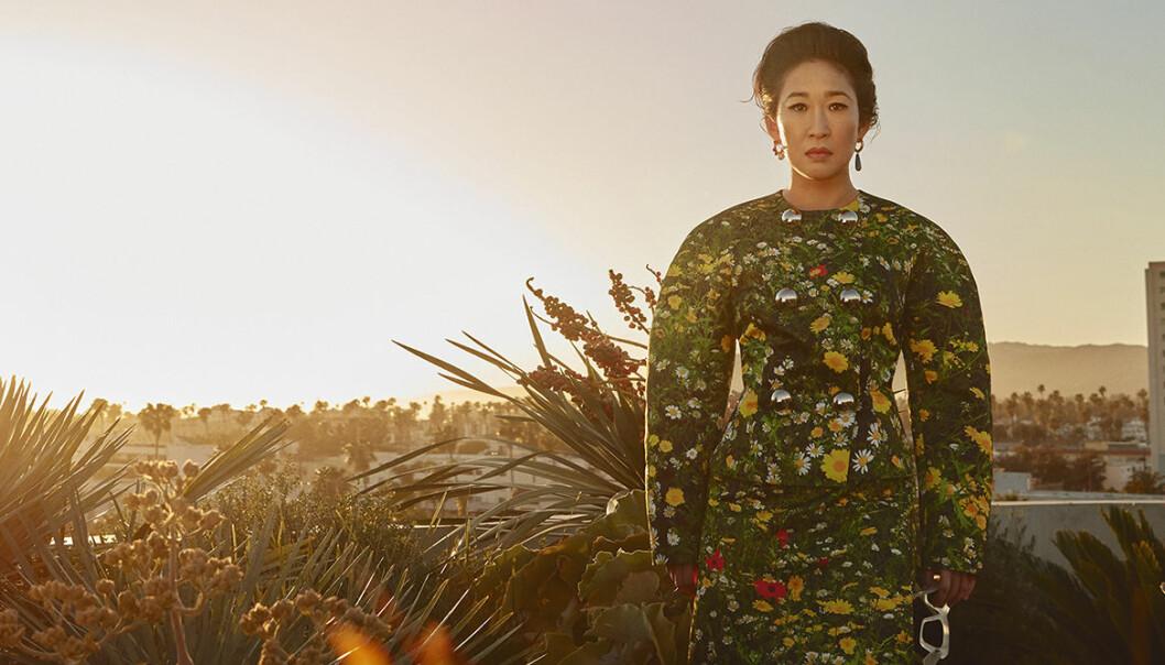 ELLE intervjuar Sandra Oh