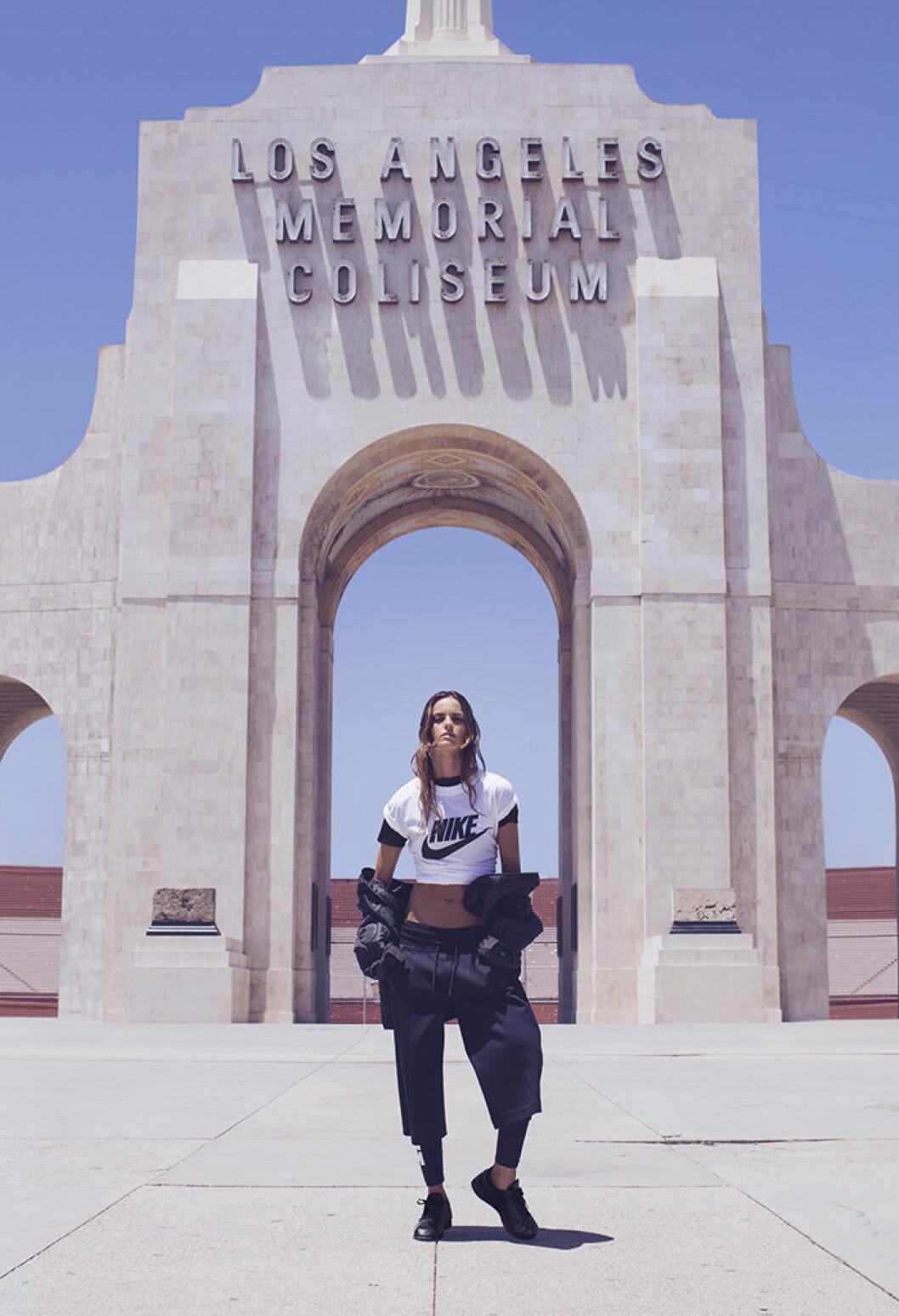 Izabel i Los Angeles