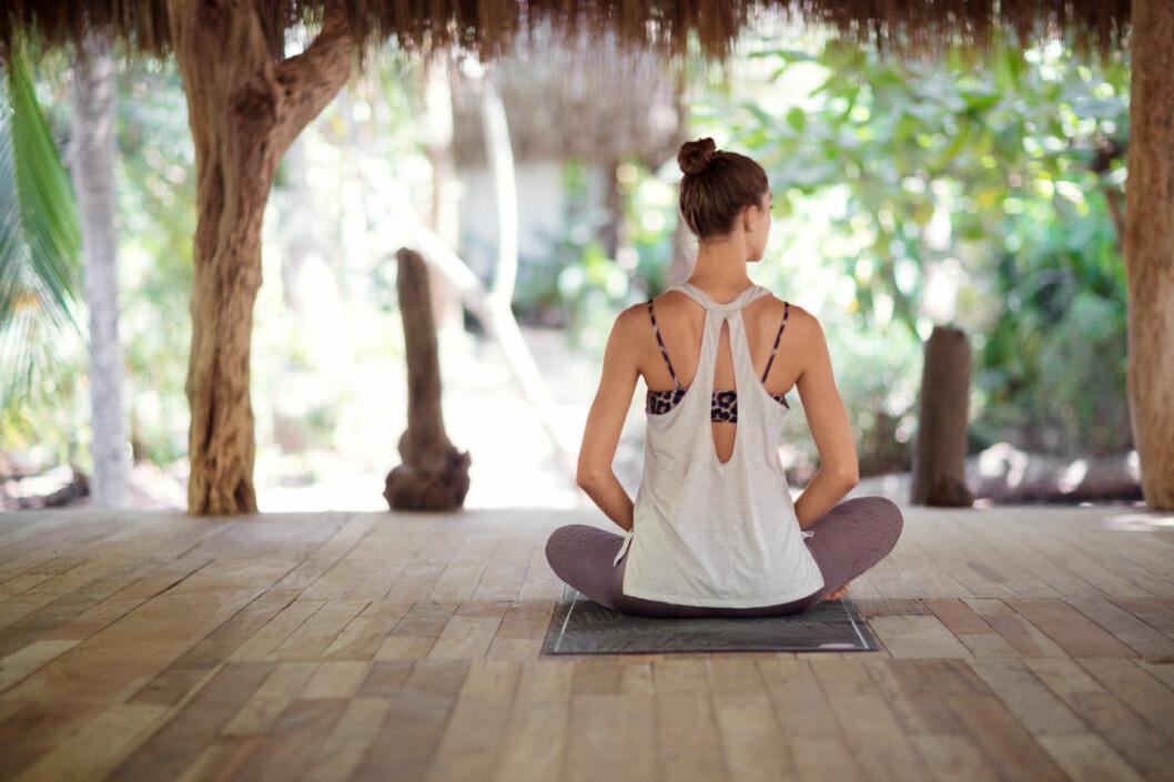 ELLE Balans Ta träningen till nästa nivå yoga