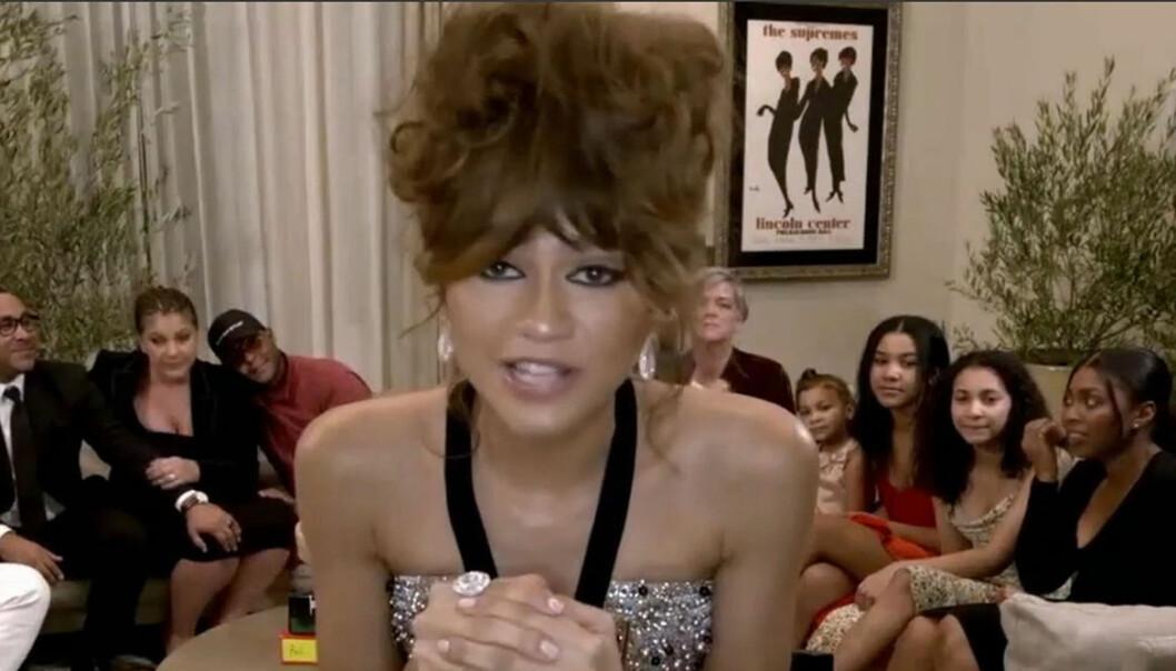 Zendaya Emmygalan 2020.