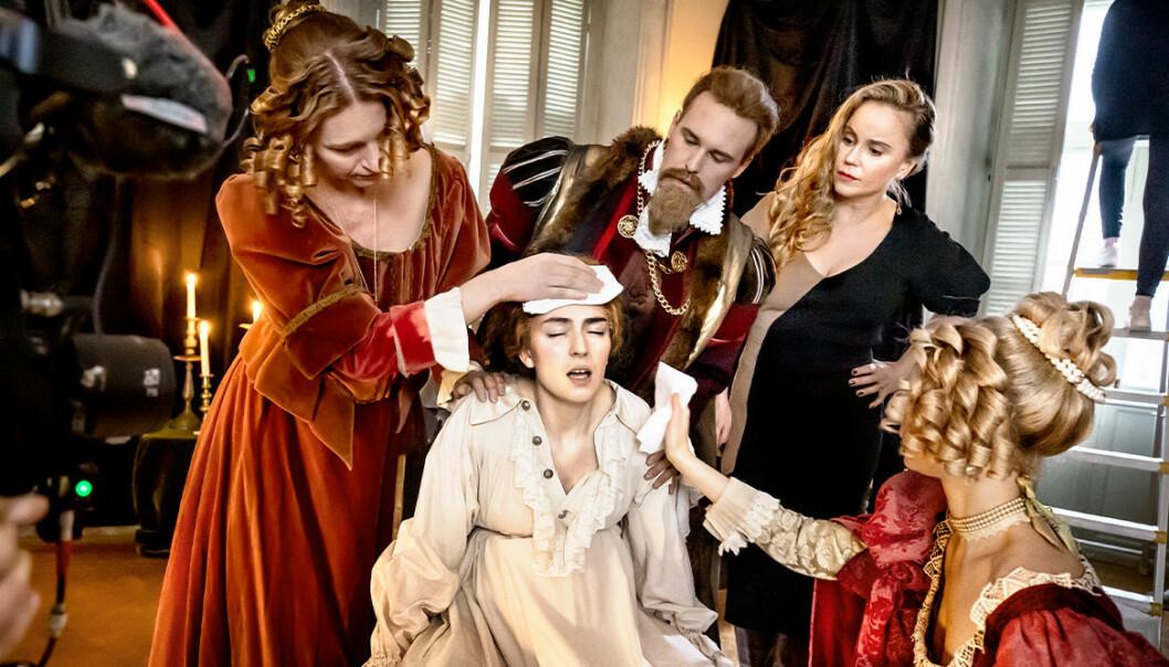 Här är nya dokumentärserie Drottningarna – med Sofia Helin i spetsen
