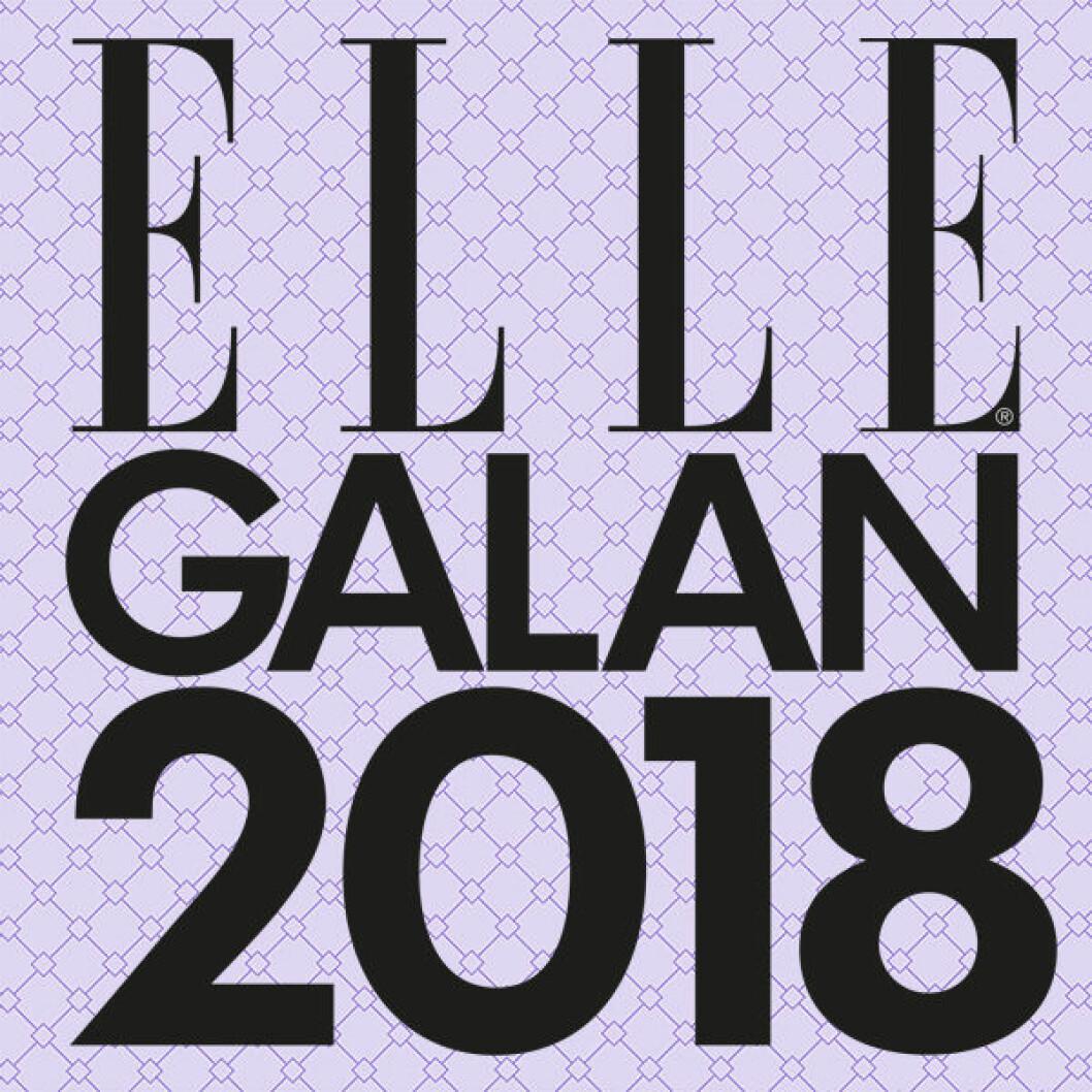 Elle-galan 2018.