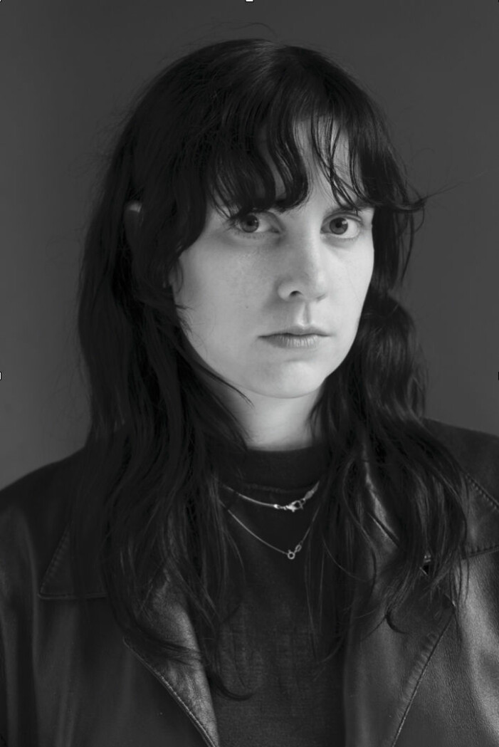 Designern Ellen Hodakova Larsson.