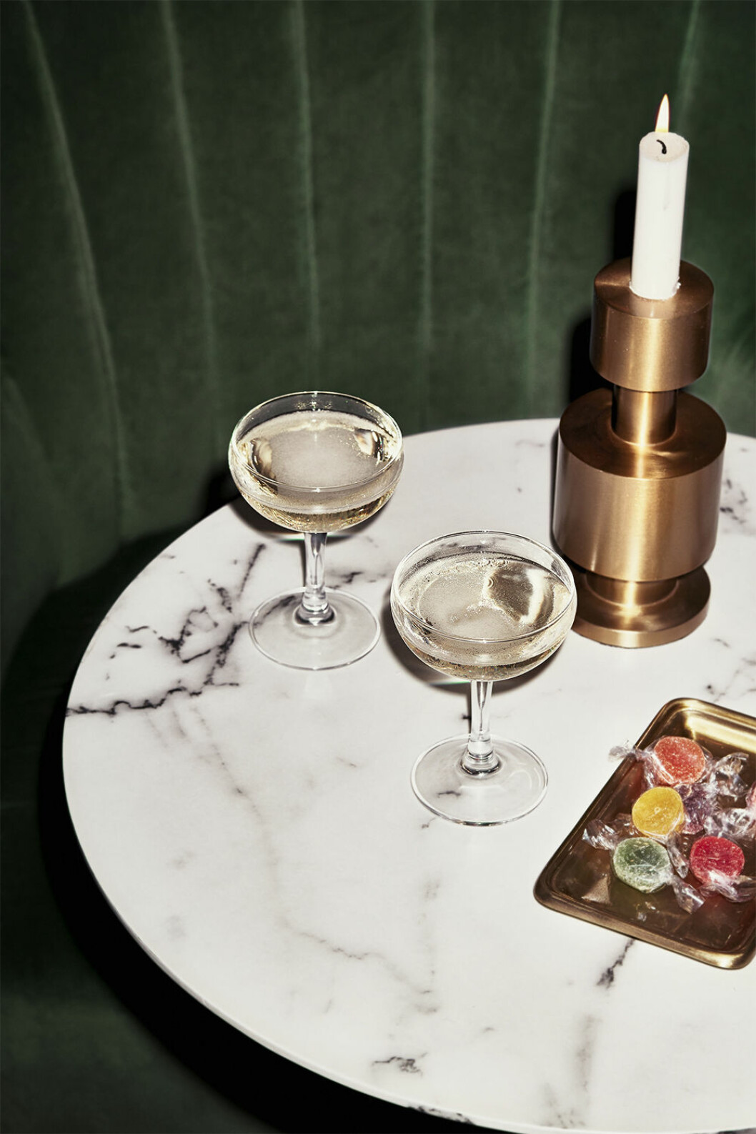 Champagneglas från Ellos Home