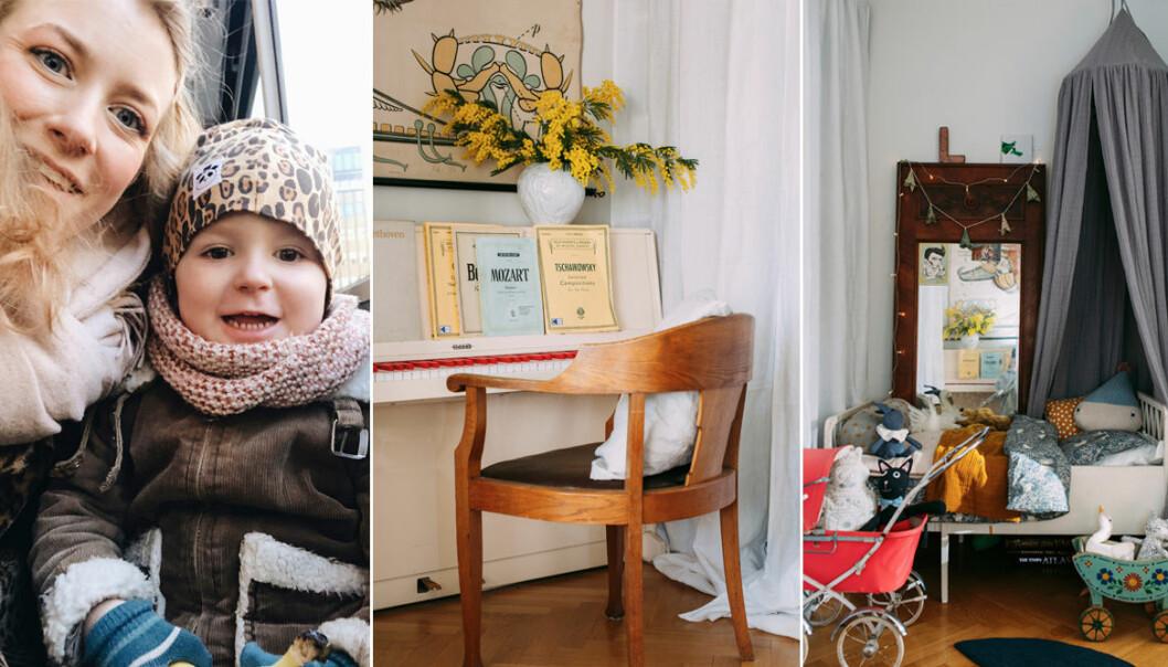 Elsa Billgren ger sina bästa tips för barnrummet